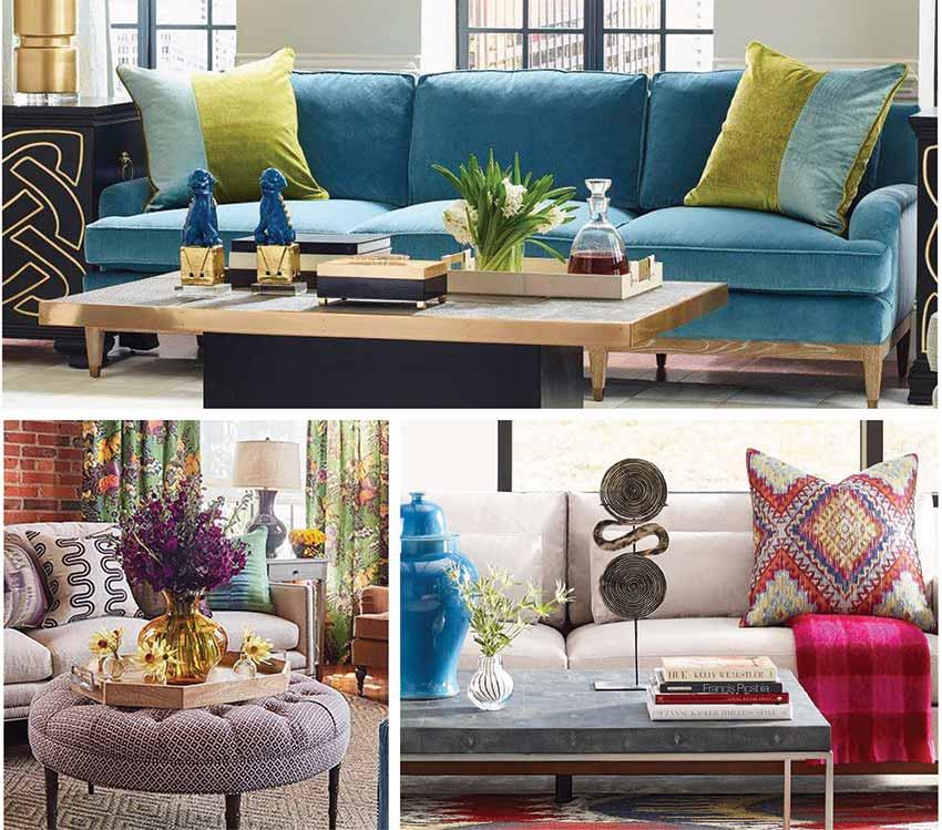 Design Trends Spring 2019 - Color is Back!