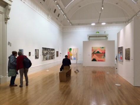 John Moores exhibition visit