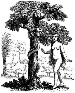 Eve-and-the-serpent