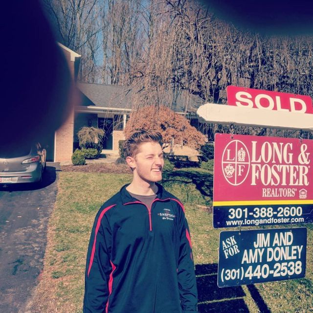 buying my first house