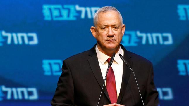 غانتس: غزة لن تعود اقتصاديا من دون إعادة جنودنا المحتجزين لدى حماس