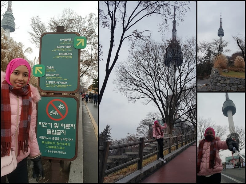 KOREA TRIP GYEONGBOKGUNG PALACE, LOVE LOCKS N SEOUL TOWER, NAMDAEMUN MARKET, MYEONG-DONG (534)