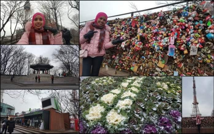 KOREA TRIP GYEONGBOKGUNG PALACE, LOVE LOCKS N SEOUL TOWER, NAMDAEMUN MARKET, MYEONG-DONG (535)