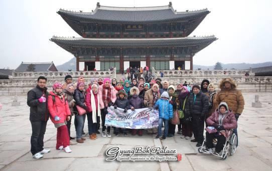 KOREA TRIP (WINTER) : PUAS HATI DENGAN KEMBARA SUFI TRAVEL & TOURS