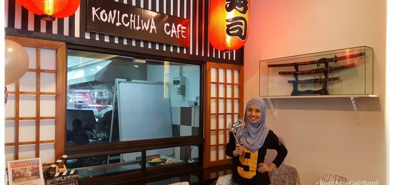 RESTORAN MAKANAN JEPUN HALAL DI BANGI - KONICHIWA CAFE (19)