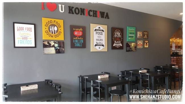 RESTORAN MAKANAN JEPUN HALAL DI BANGI - KONICHIWA CAFE (4)