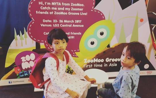 ZOOMOO GROOVE | TERUJA JUMPA SETH DRURY & FLASH