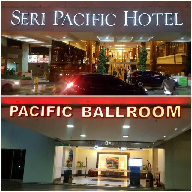 BUFFET RAMADHAN BEST DI KL 2017, SERI PACIFIC HOTEL TAK PERNAH MENGECEWAKAN!