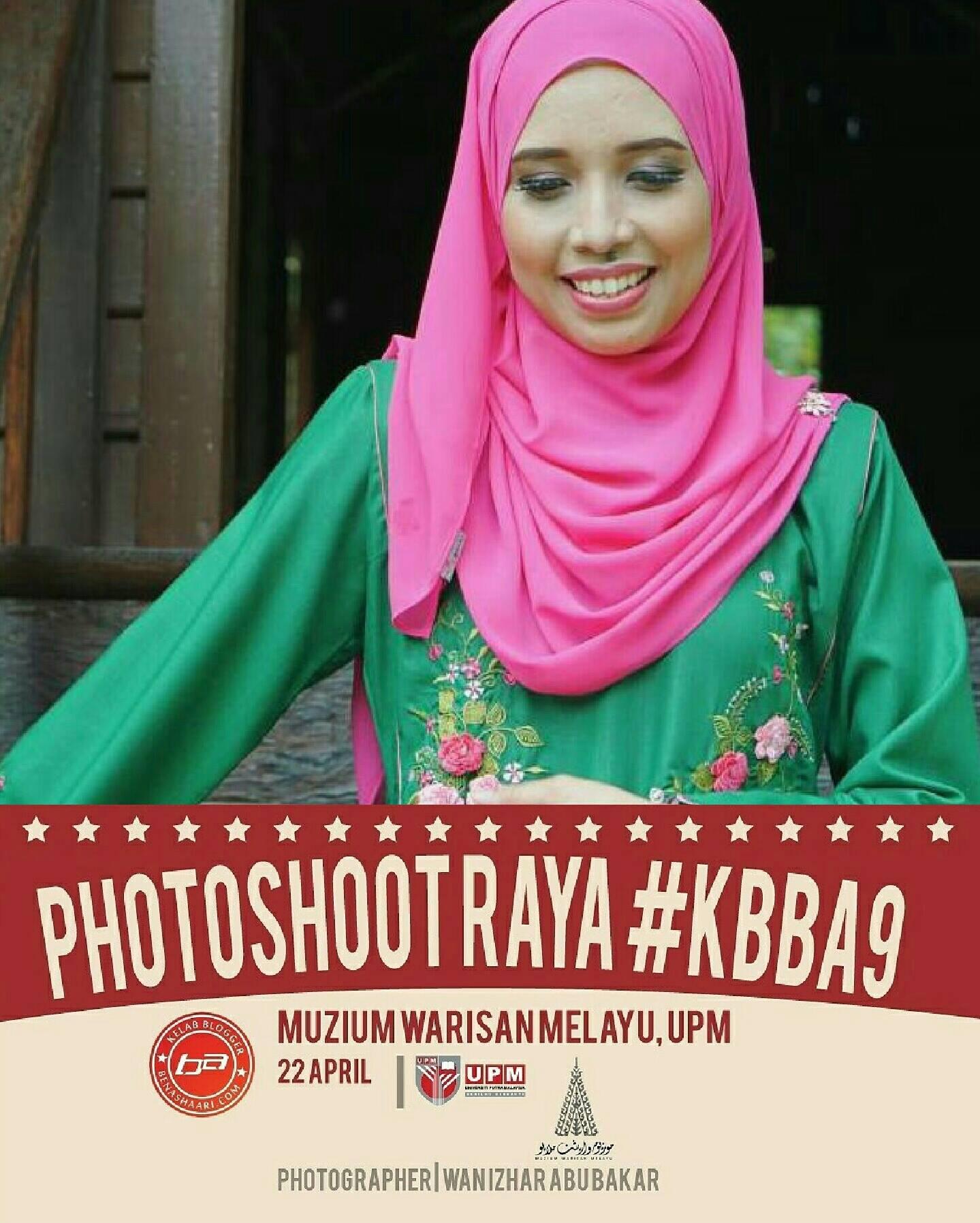 PHOTOSHOOT RAYA KBBA9 2017 - 1
