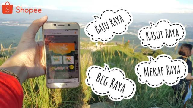 SHOPPING RAYA KENAPA RISAU SHOPEE CAHAYA RAYA KAN ADA (4)