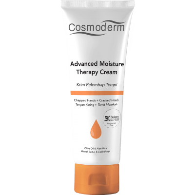 cosmoderm advance moisture therapy cream