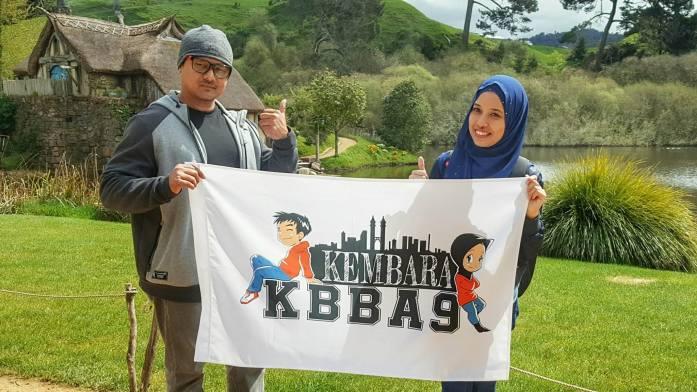 KEMBARA KBBA9 COSMODERM - IKHLAS TOURS KE NEW ZEALAND HOBBITON MOVIE SET, MATAMATA (30)