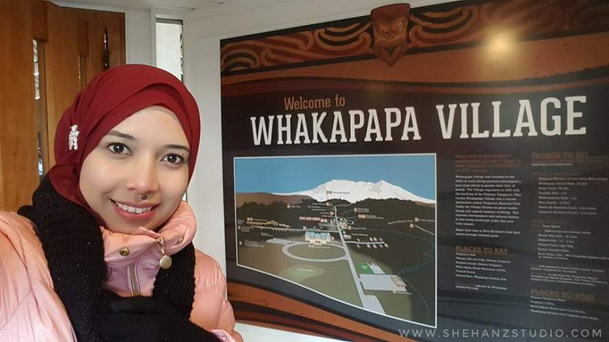 KEMBARA #KBBA9 COSMODERM – IKHLAS TOURS KE NEW ZEALAND - WHAKAPAPA SKIFIELD - WESTERN SPRINGS - CORNWALL PARK - ONE TREE HILL (PART 7) (3)