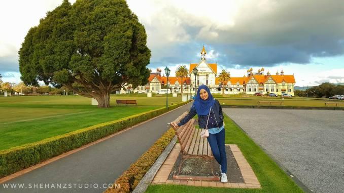KEMBARA #KBBA9 COSMODERM - IKHLAS TOURS KE NEW ZEALAND TEMPAT MENARIK DI ROTORUA (SPRING TIME) (PART 4) (15)