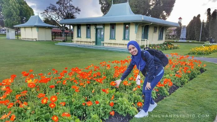 KEMBARA #KBBA9 COSMODERM - IKHLAS TOURS KE NEW ZEALAND TEMPAT MENARIK DI ROTORUA (SPRING TIME) (PART 4) (10)