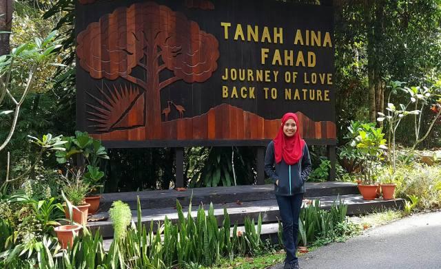 BEST GILER TANAH AINA FAHAD!