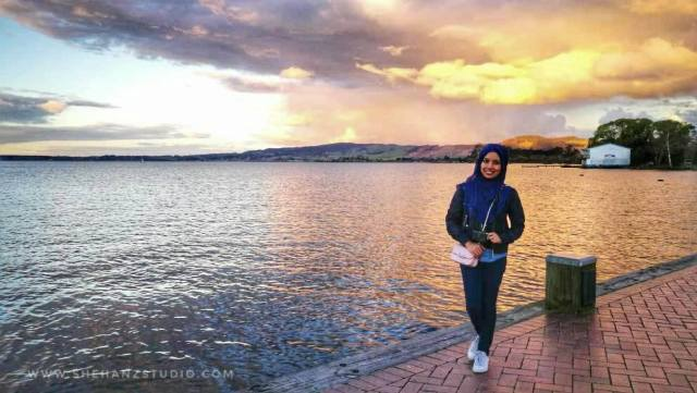 KEMBARA #KBBA9 COSMODERM - IKHLAS TOURS KE NEW ZEALAND TEMPAT MENARIK DI ROTORUA (SPRING TIME) (PART 4) (21)