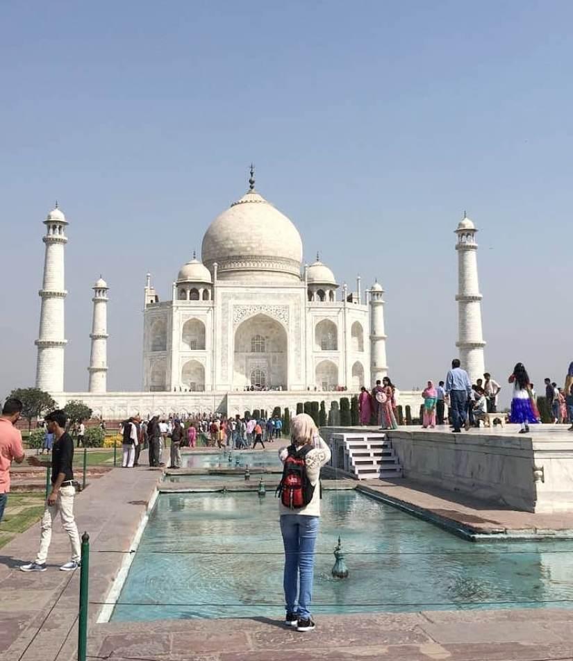 CHECKLIST KE INDIA - KASHMIR - AGRA (1)