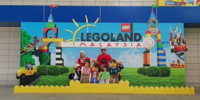 ANNUAL PASS LEGOLAND FAMILY DAY KBBA9 2018