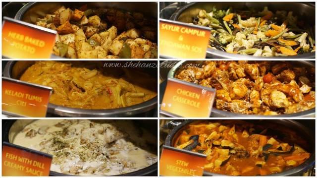 JUADAH MALAYSIA TO THE WORLD - THE VIEW CAFE BEST WESTERN I-CITY SHAH ALAM MENAWARKAN BUFFET RAMADHAN YANG GEMPAK! (9)