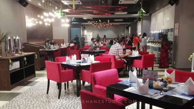 JUADAH MALAYSIA TO THE WORLD - THE VIEW CAFE BEST WESTERN I-CITY SHAH ALAM MENAWARKAN BUFFET RAMADHAN YANG GEMPAK! (5)
