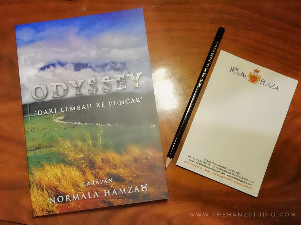 REVIEW BUKU ODYSSEY - DARI LEMBAH KE PUNCAK (4)