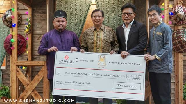 EMPIRE ANNUAL CHARITY BUKA PUASA DI EMPIRE HOTEL SUBANG (15)