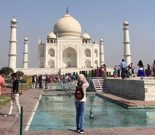 TRIP INDIA : CANTIKNYA TAJ MAHAL (EPISODE 7)