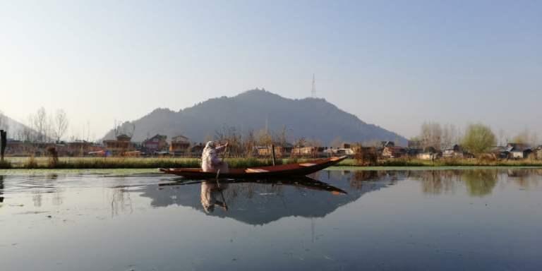 TRIP INDIA : MATAHARI TERBIT DI KASHMIR & PERJALANAN KE AGRA, DELHI (EPISODE 6)