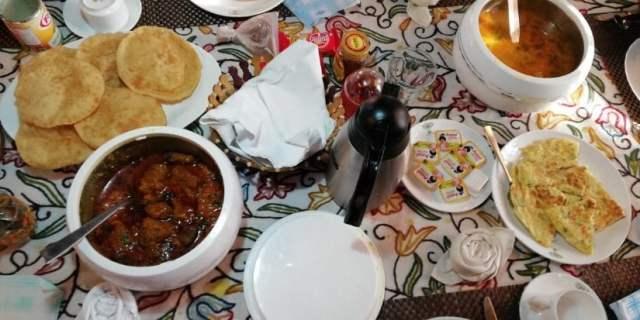 TRIP INDIA - MATAHARI TERBIT DI KASHMIR & PERJALANAN KE AGRA, DELHI (EPISODE 6) (142)