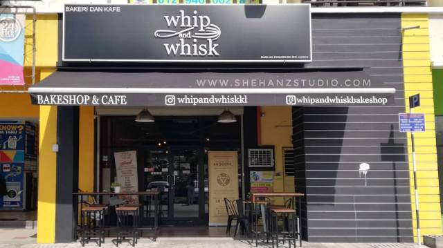 EXPERIENCE GOOD FOOD AT WHIP AND WHISK CAFE, ALAM DAMAI (8)