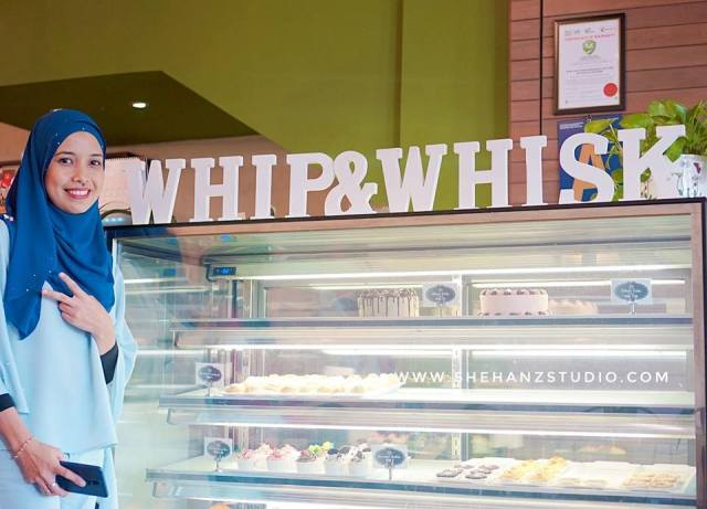 EXPERIENCE GOOD FOOD AT WHIP AND WHISK CAFE, ALAM DAMAI (16)