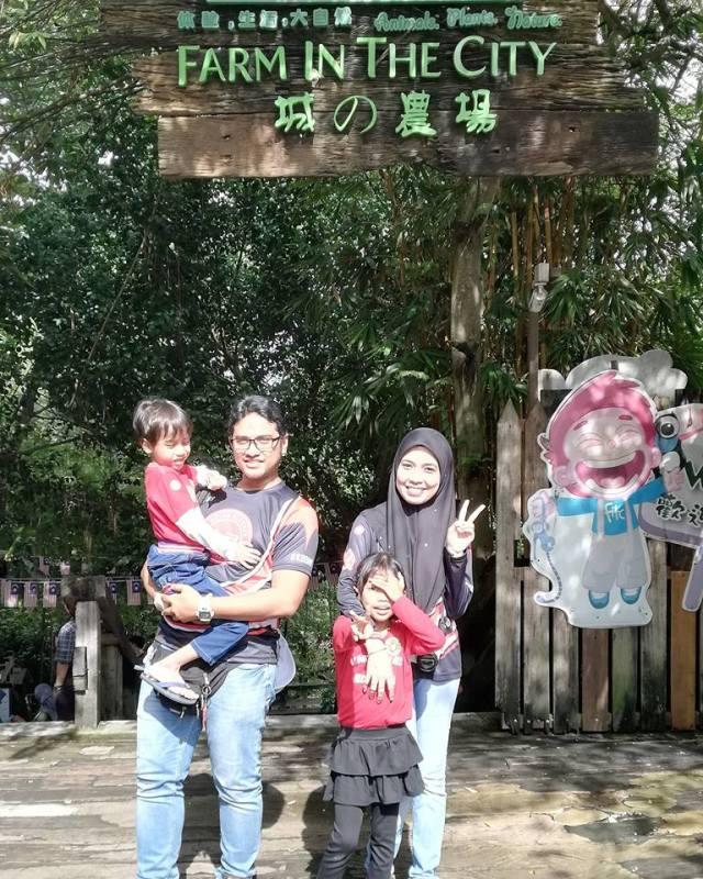 FARM IN THE CITY MALAYSIA, PETTING ZOO TERBAIK UNTUK ANAK-ANAK 10