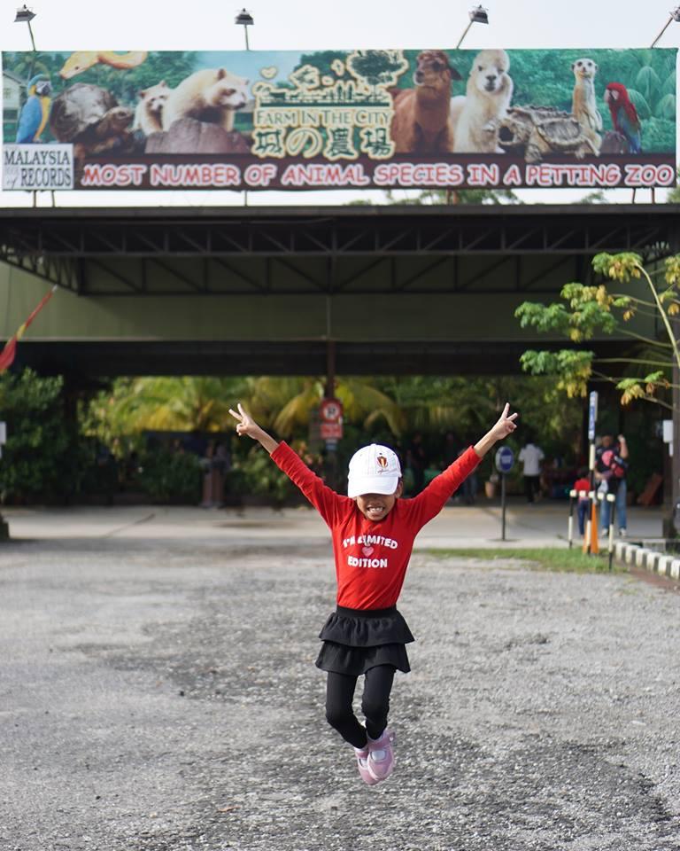 FARM IN THE CITY MALAYSIA, PETTING ZOO TERBAIK UNTUK ANAK-ANAK 9
