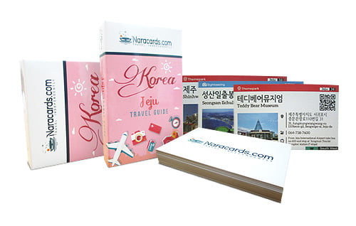 Pertama kali melancong ke Korea dan pergi tanpa travel agen - naracards korea jeju