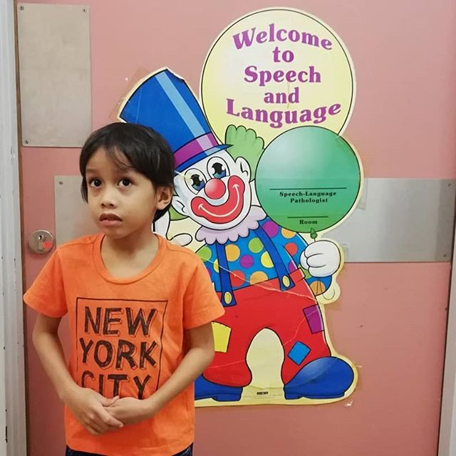 DISCHARGE SPEECH THERAPY HOSPITAL SERDANG.. MOMMY HAPPY DENGAN ARIQ! 1 (1)