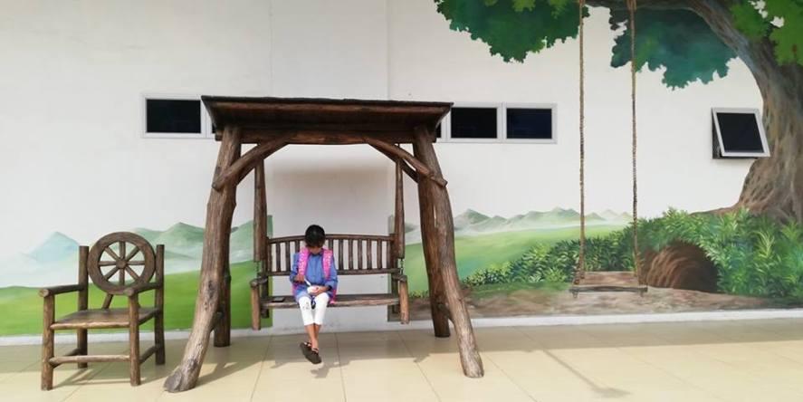 HANNAHDAMIA BIRTHDAY TRIP BILIK TEMA HELLO KITTY DI HOTEL DE ART i-CITY SHAH ALAM (7)