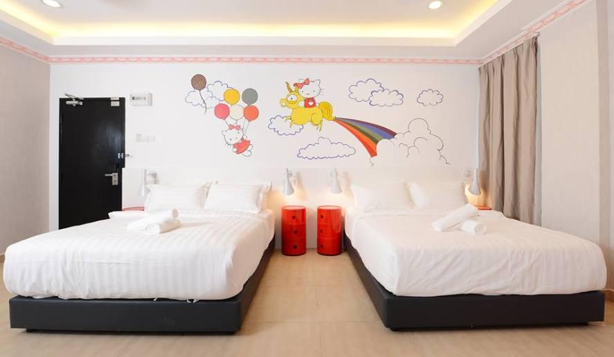 HOTEL DE ART i-city shah alam 1