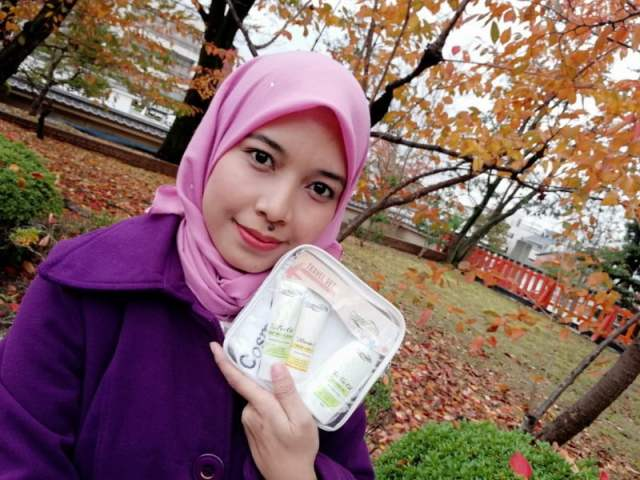 BAWA SET TRAVEL LIMITED EDITION COSMODERM KE JEPUN (18)