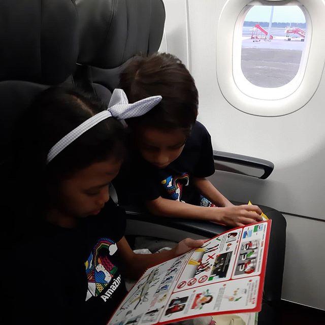 CORAT CORET RAYA 2019 - HDAE BERPELUANG NAIK FLIGHT AIR ASIA!! (21)