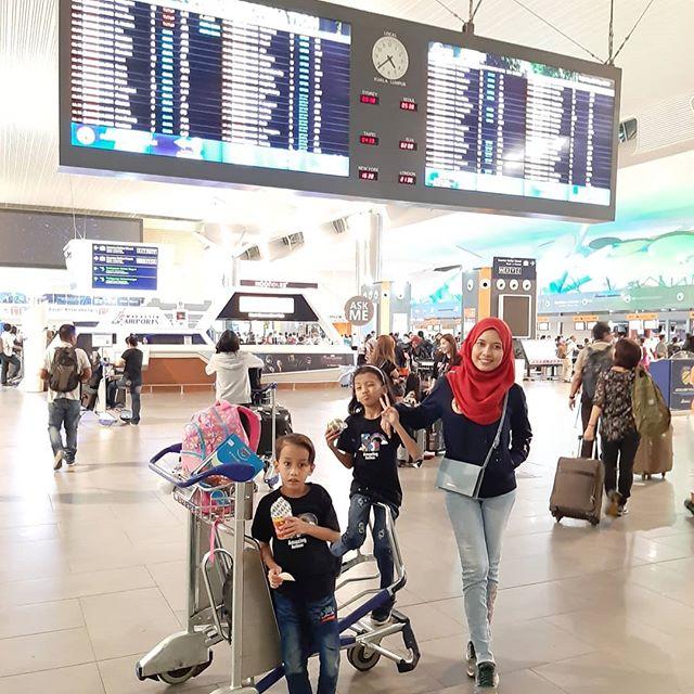 CORAT CORET RAYA 2019 - HDAE BERPELUANG NAIK FLIGHT AIR ASIA!! (7)
