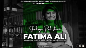 Fatima Ali Chef