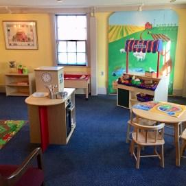 EpiCurious Exhibit: Curious City Pop-Up Children's Museum, Peabody, MA
