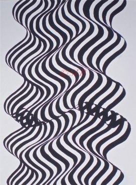 "Making Waves, acrylic, 10"" x 15"""