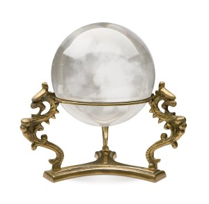 Crystal Ball Isolated