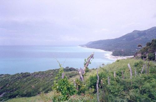 Playa La Deseada, Barahona, R.D.