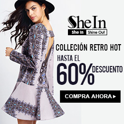 SheIn -Your Online Fashion Vintage Dress