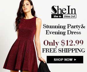 SheIn -Your Online Fashion Party Dress