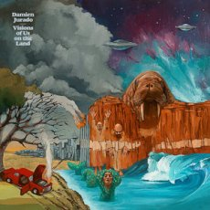 damien jurado - visions of us and the land