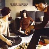 kings of convenience riot on an empty street